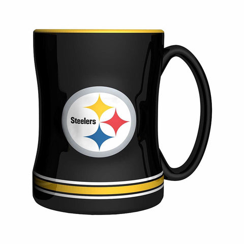 NFL- Pittsburgh Steelers Sculpted Mug