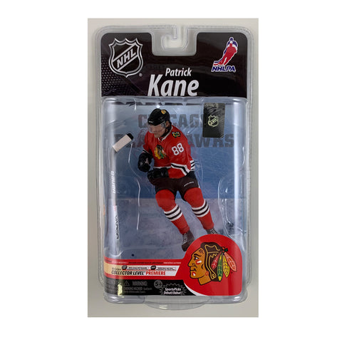 "NHL: Patrick Kane - Chicago Blackhawks 6"" McFarlane"