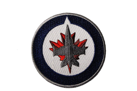 Winnipeg Jets - Embroidered Patch