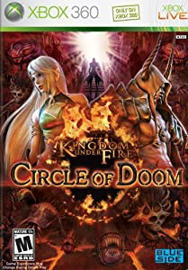 XB360- Kingdom Under Fire: Circle of Doom