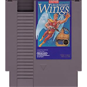 NES- Legendary Wings
