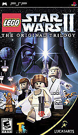 PSP- Lego Star Wars II: The Original Trilogy