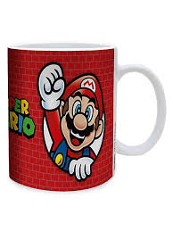Mario- Super Mario Bricks Mug