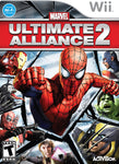 Wii- Marvel Ultimate Alliance 2