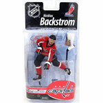 "NHL: Nicklas Backstrom - Washington Capitals 6"" McFarlane"