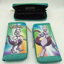 Pokemon Mewtwo Wallet