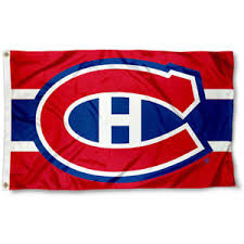 NHL: Montreal Canadiens  3' x 5' Flag