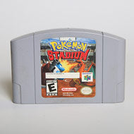 N64- Pokemon Stadium
