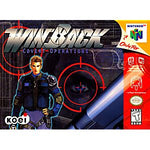 N64- WinBack: Covert Operations