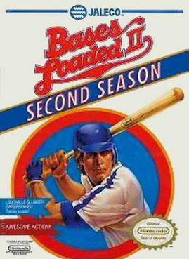 NES- Bases Loaded 2 Second Season