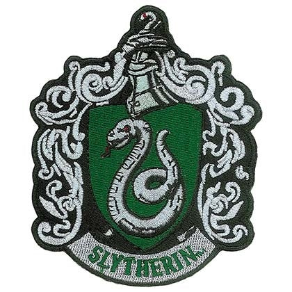Slytherin Iron-On Patch - Harry Potter
