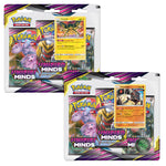 Pokemon Cards - S&M: Unified Minds Blister pack