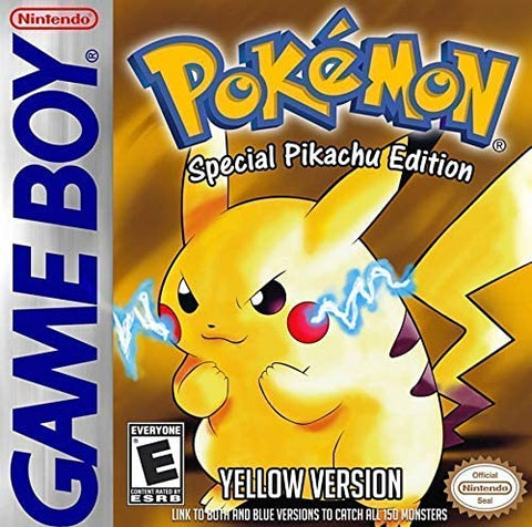 GB- Pokemon Yellow
