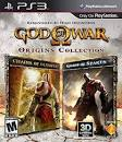 PS3- God of War Origins Collection