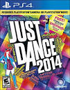PS4 - JUST DANCE 2014 - PREVIOUSLY PLAYED