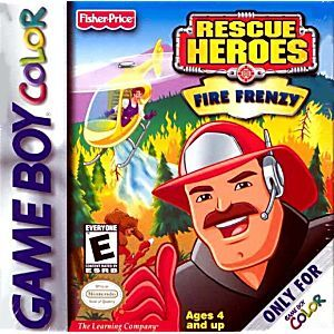 GBC- Rescue Heroes: Fire Frenzy