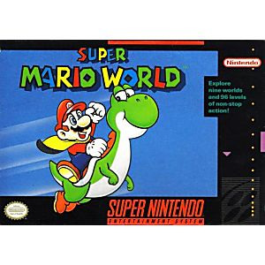 SNES- Super Mario World