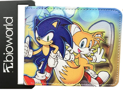 Sonic Generations Sonic and Tails Wallet
