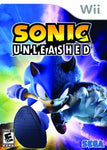 Wii - Sonic Unleashed - Previously Played