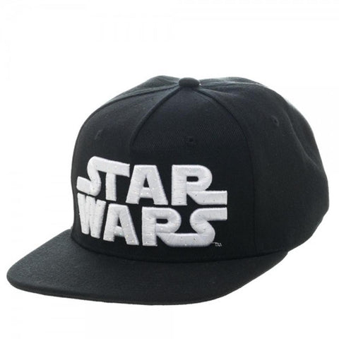 Star Wars Light Up Logo Hat