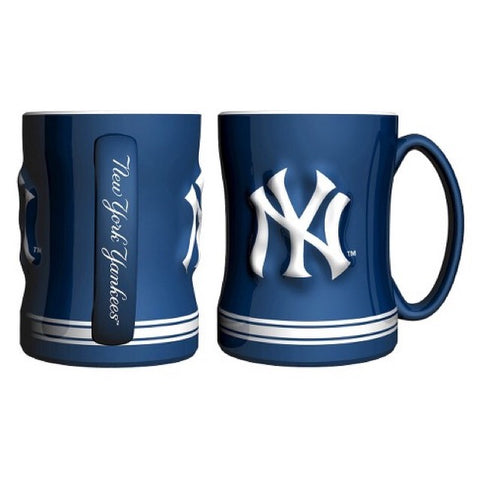 MLB- New York Yankees Sculpted Mug