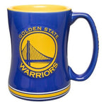 Golden State Warriors Sculpted Mug