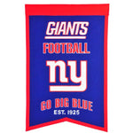 New York Giants Franchise Banner
