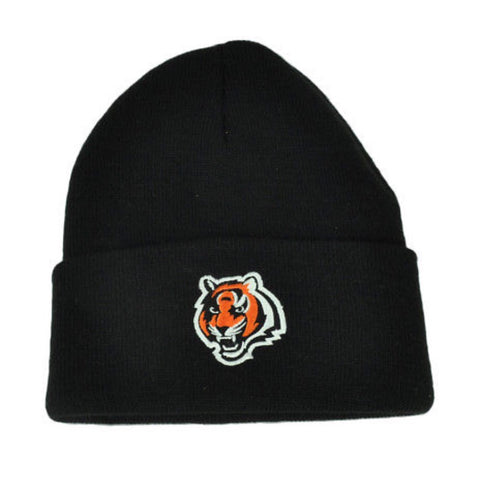 Cincinnati Bengals Raised Cuff Knit Toque