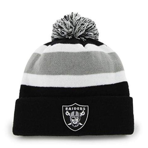 Breakaway Cuff Knit Toque Los Angeles Raiders