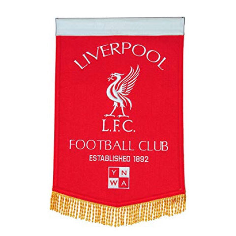 Liverpool FC Traditions Banner