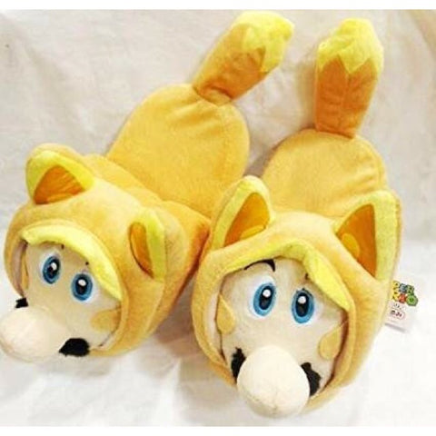 Fox Luigi Slippers