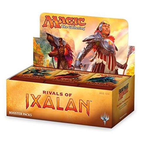 Magic the Gathering: Rivals of Ixalan (6 Packs)