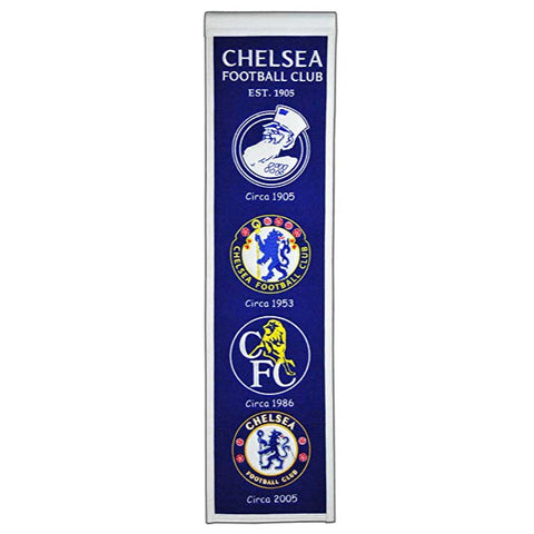 Chelsea FC Heritage Banner