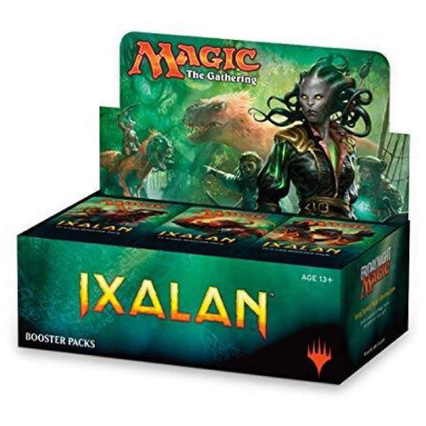 Magic the Gathering: Ixalan (6 Packs)