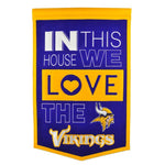 Minnesota Vikings Home Banner
