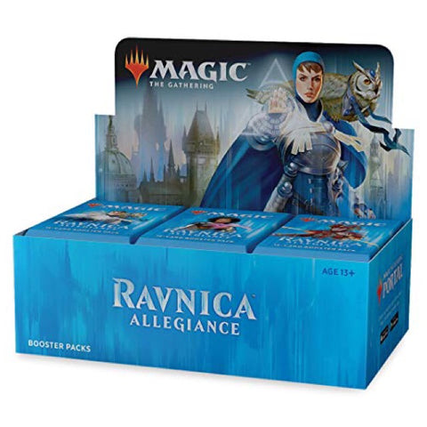 Magic The Gathering: Ravnica Allegiance (6 Packs)