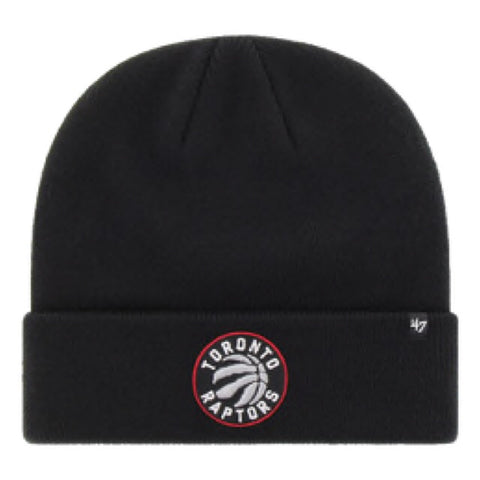 Toronto Raptors Raised Cuff Knit Toque