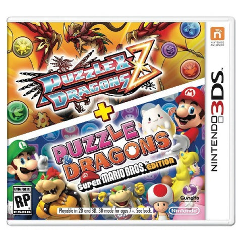 Puzzle & Dragons Z + Puzzle Dragons: Super Mario Bros. Edition