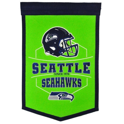 Seattle Seahawks Revolution Traditions Banner