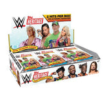 WWE Heritage 2018 Trading Cards (6 Packs)