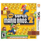 3DS- New Super Mario Bros. 2 - Previously Played