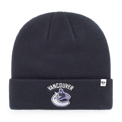 Vancouver Canucks Raised Cuff Knit Toque