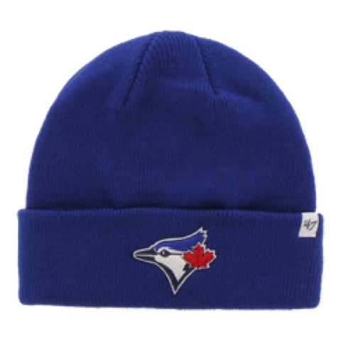 Toronto Blue Jays Raised Cuff Knit Toque