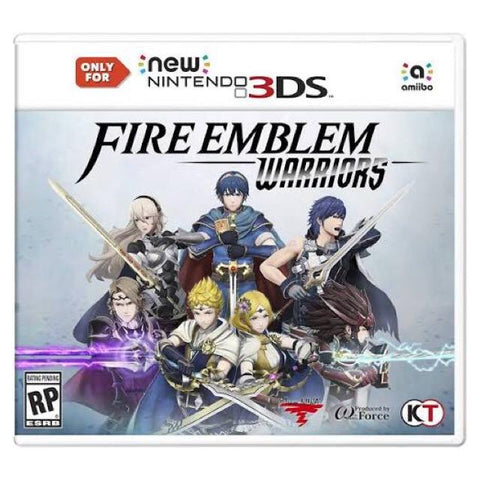 3DS- Fire Emblem Warriors