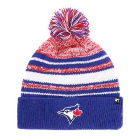 Toronto Blue Jays Youth Bubbler Cuff Knit Toque