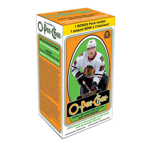 NHL: O-Pee-Chee 2013-2014 Hockey Trading Cards (6 Packs)