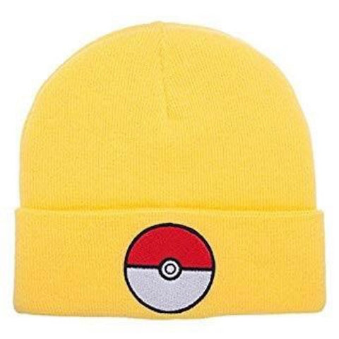 Yellow Pokéball Toque