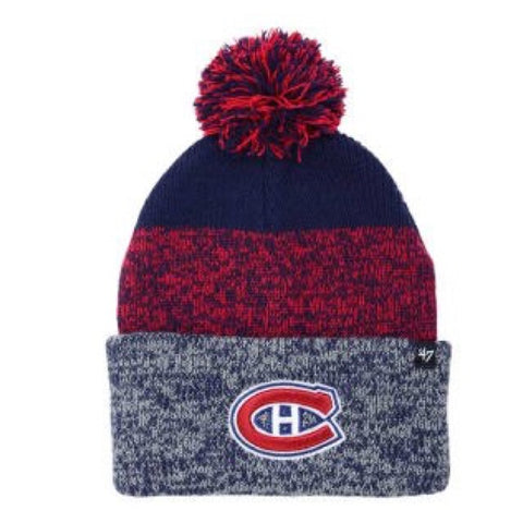 Montreal Canadiens Static Cuff Knit Toque