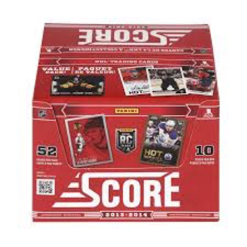 NHL: Score 2013-14 Hockey Cards (6 Packs)