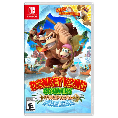 Donkey Kong Country: Tropical Freeze
